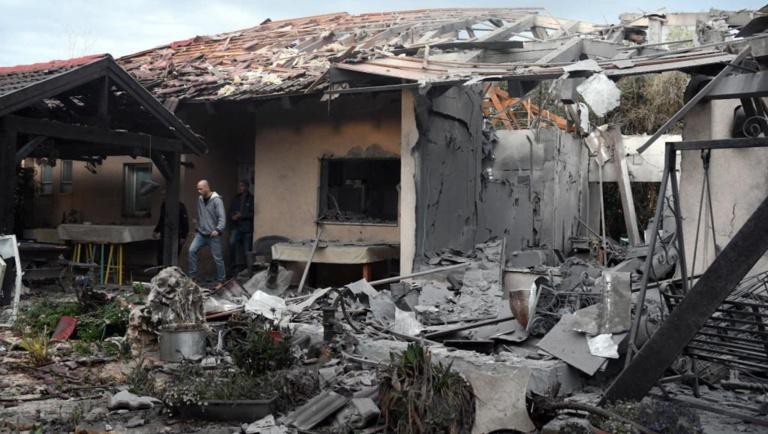Une roquette tirée depuis la bande de Gaza fait plusieurs blessés en Israël