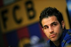 Foot-FC Barcelone: 40 millions d'euros pour le retour au bercail de Cesc Fabregas