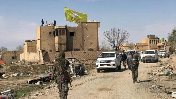 Syrie: quel avenir pour les Kurdes après l'éradication du «califat» de l'EI?