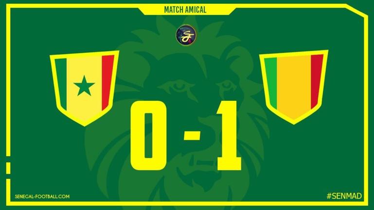 #SENMAL - Adama Traoré ouvre le score pour le Mali (0-1)