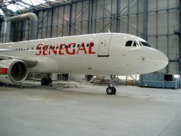 """""""Podor"""", le quatrième avion de SénégalAirlines pour la conquête de l'Afrique centrale"""