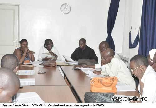 Sécuriser la carte nationale de presse pour revalorisation la profession de journalisme (SYNPICS)