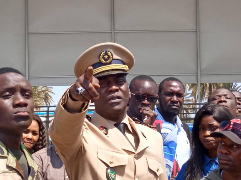 Préparatifs en cours pour le défilé du 4 avril: le Commandant Abdoul Ndiaye définit le tableau