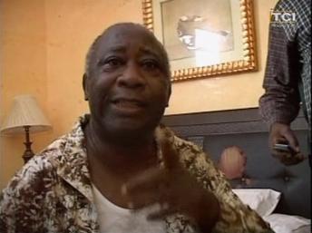 En Côte d'Ivoire, polémique autour de l'inculpation de Laurent Gbagbo
