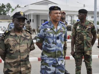 Côte d'Ivoire : le général Georges Guai Bi Poin arrêté