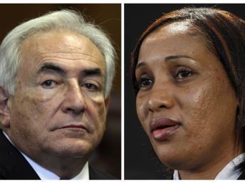 Affaire DSK/Diallo : le procureur renonce à poursuivre l'ex-directeur du FMI pour crimes sexuels