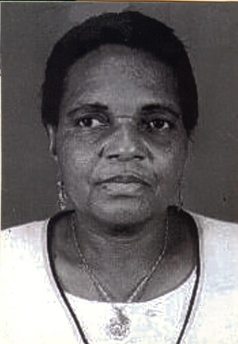Poèmes pour Maman: Mme Jacqueline Fofana