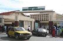 La bataille rangée entre syndicalistes et médecins internes fait des blessés à l'hôpital Le Dantec