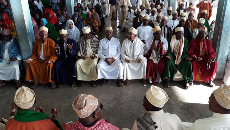 Comores: l'opposition organise des cérémonies religieuses pour mobiliser