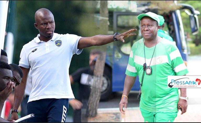 Equipe nationale : Joseph Koto remplace Omar Daf