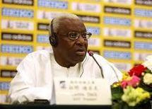 Lamine Diack enterre l'athlétisme sénégalais