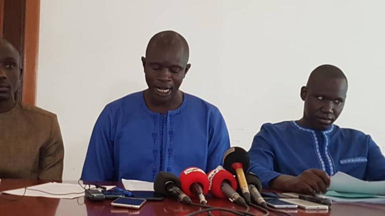 Mise en place d'un gouvernement parallèle: Dr Babacar Diop renonce à sa décision