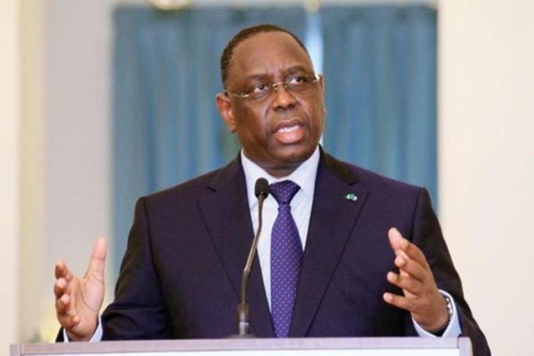 Prestation de Serment : Macky Sall réitère son appel au dialogue