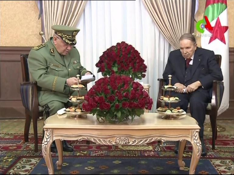 Urgent -  le président Abdelaziz Bouteflika a remis sa démission au Conseil constitutionnel (agence officielle)
