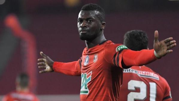 Coupe de France: Rennes en finale, Mbaye Niang buteur contre Lyon