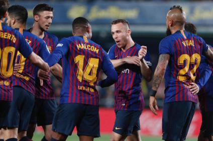 30e journée Liga! un match nul fou entre Villareal et Barça (4-4)