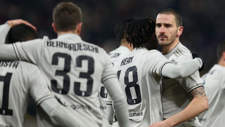 Cris racistes des supporters de Cagliari contre Matuidi et Kean: la maladresse de Bonnuci