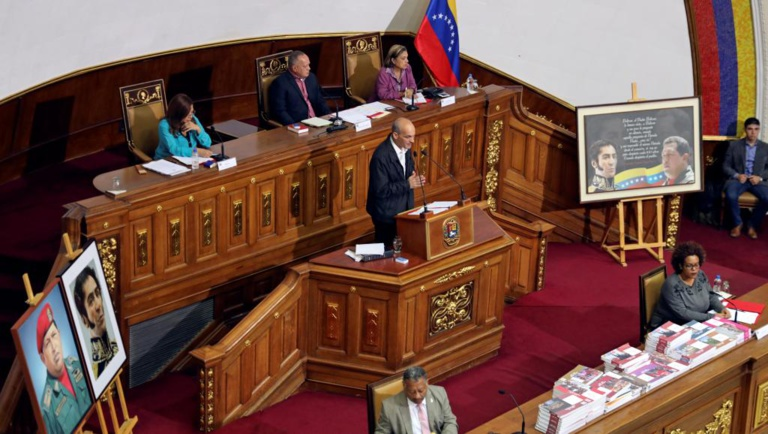 Venezuela: l'immunité parlementaire de Juan Guaido levée