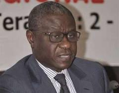 Mamadou Seck député-maire, Président de l'Assemblée nationale