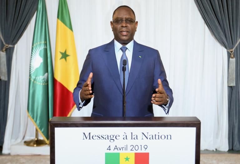 Fête de l'Indépendance 2019: L'intégralité du discours à la nation du président Macky Sall