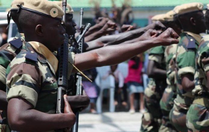 Adresse à la Nation: les petites piques de Macky au colonel Kébé et au Capitaine Dieye
