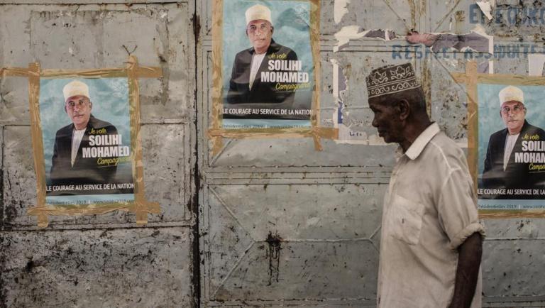 Comores: l'opposition discrète après la proclamation des résultats