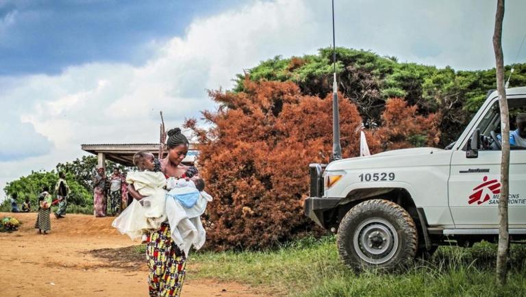 RDC: lancement d'une campagne de vaccination contre la rougeole
