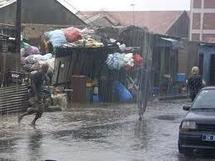 Quand la pluie dérange la prière de la korité