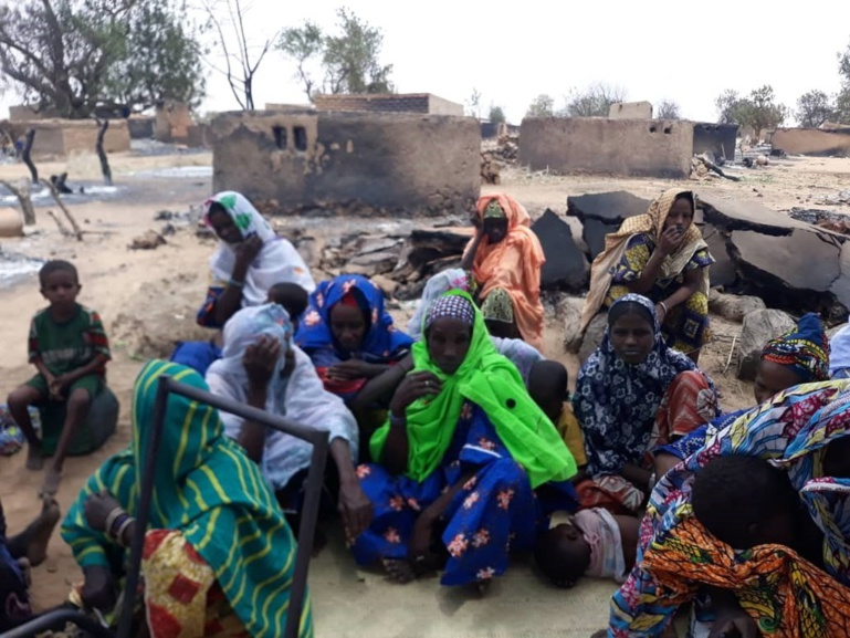 Mali: Plus de 120.000 déplacés internes et plus de 136.000 réfugiés