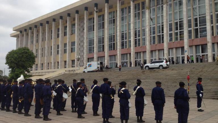 RDC: au Sénat, une plénière inaugurale dans une ambiance particulière