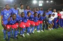 Haiti cartonne les îles vierges et renaît par le foot