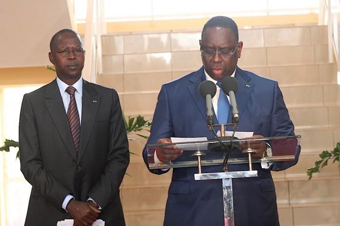 Dernière minute - Mouhamed Boun Abdalah Dionne reconduit Premier ministre