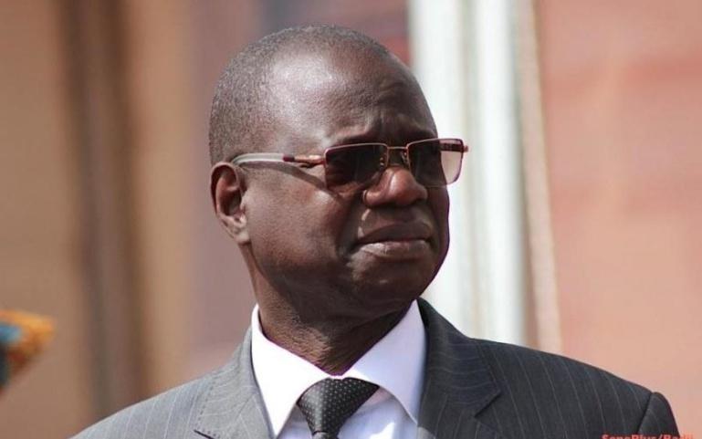 Augustin Tine nommé ministre, Directeur de cabinet du président de la République