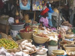 A Guédiawaye, les commerçants de marché «bou bess» boycottent le paiement des taxes
