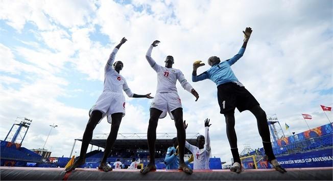 Mondial Beach soccer 2011 Iran -Sénégal (3-5) : Les Lions en quart de finale
