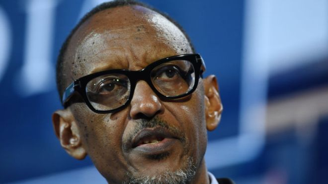 """""""Cette histoire ne se répètera pas"""", jure Kagame"""