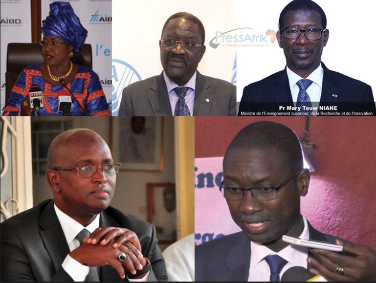 Nouveau Gouvernement Macky II: Ces technocrates-politiques grillés