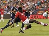 Foot-Man Utd: Mame Biram Diouf dans le groupe pour l'Europe