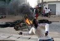Les émeutes d'électricité reprennent forme à Dakar