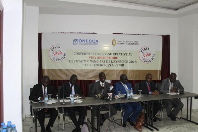 Obligation de visa et les états financiers : l'ONECCA et la DGID apportent des précisions
