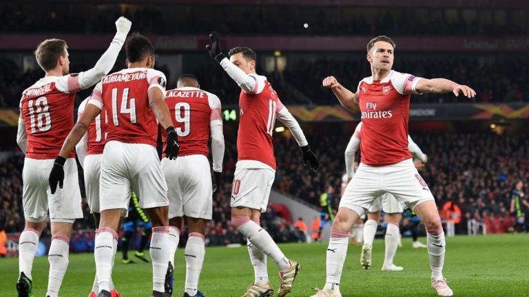 Ligue Europa : Naples passe à côté et Arsenal profite (2-0)