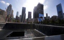 Le site du 11 Septembre : encore un chantier, mais la vie est revenue