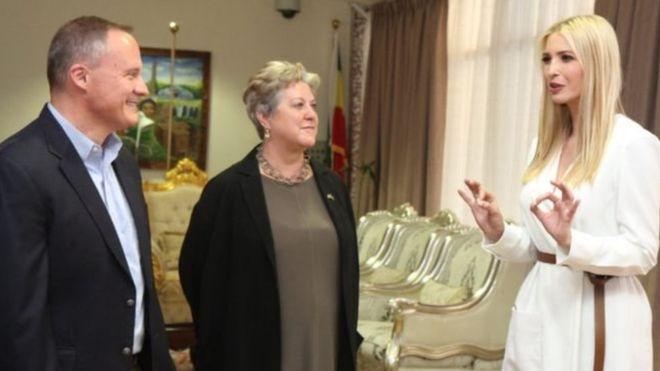 Ivanka Trump visite l'Éthiopie et la Côte d'Ivoire
