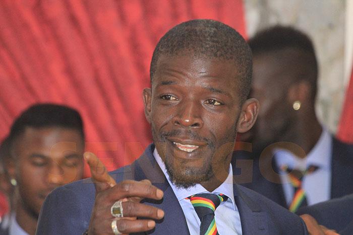 Les Guinéens plus que reconnaissants envers Khadim Ndiaye