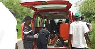 Accident sur la RN 1: une dame mortellement fauchée par un véhicule