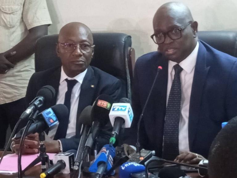 Abdoulaye Diop, le tout nouveau ministre de la Culture se lance dans le « fast-track »