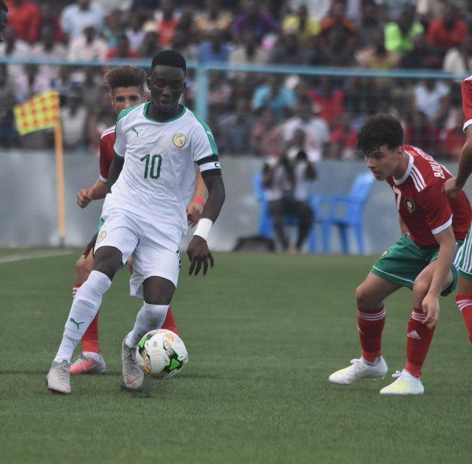CAN U17: le Sénégal arrache le nul contre le Maroc