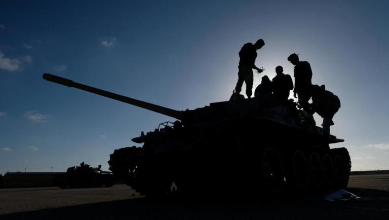Libye: l'offensive du général Haftar a déjà fait près de 150 morts