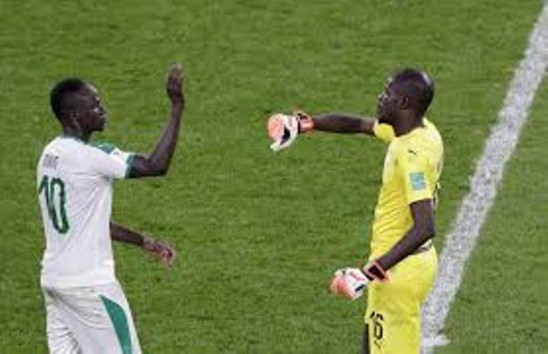 Sadio Mané voulait évacuer Khadim Ndiaye en Angleterre