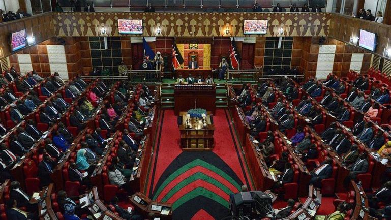 Le Kenya reconnait un 3ème sexe